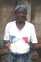 nsima-woman